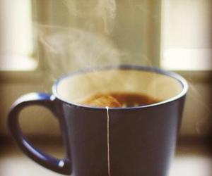 tea, winter, and vintage image