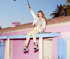 bella thorne, cosmo, and outfit image