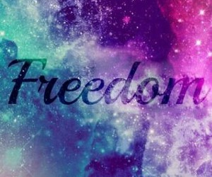freedom, galaxy, and free image