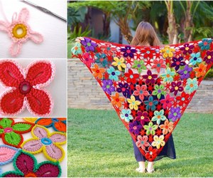 crochet, diy, and crafts image