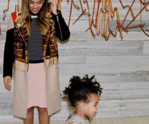 beyoncé and blue ivy image