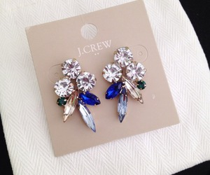 earrings, accessories, and J.Crew image