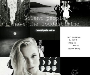 black and white, tumblr, and zara larsson image