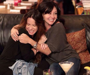 best friends, friends forever, and holly marie combs image