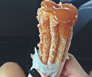 food, love, and churros image