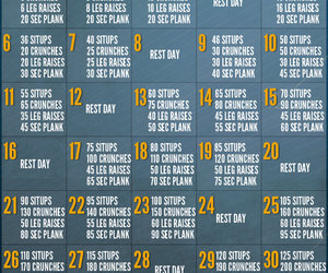abs and challenge image