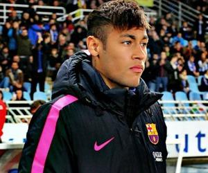 neymar, Barcelona, and fc barcelona image