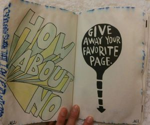 wreck this journal and drawing image