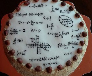 cake and maths image