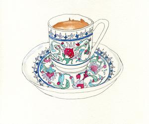 coffee, Turkish, and wallpaper image