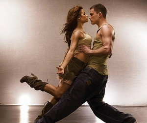 dance, step up, and channing tatum image