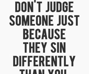 quotes, sin, and judge image