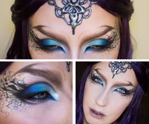 Halloween, makeup, and elfos image