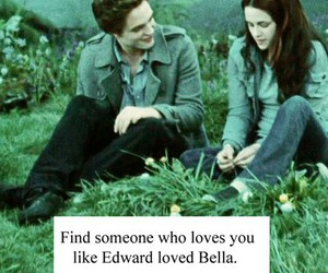 love, twilight, and bella image