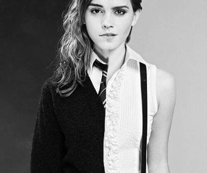 emma watson, harry potter, and hermione image