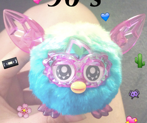 90's, furby, and grunge image