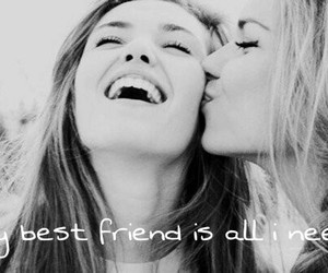 axelle, best friend, and girls image
