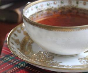 cup of tea and tea image