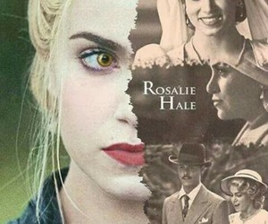 twilight and rosalie hale image
