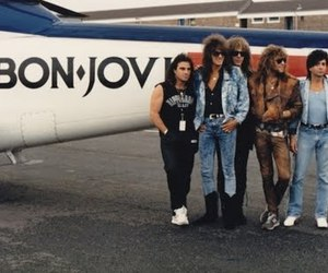 bon jovi, band, and music image