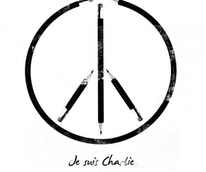 peace, charlie, and freedom image