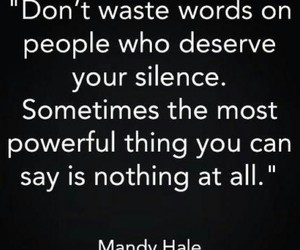 quote and mandy hale image