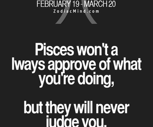 astrology, judge, and pisces image