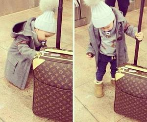 baby, style, and LV image