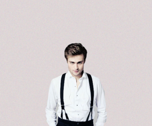 douglas booth, beautiful, and fit image