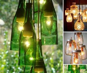 diy, Easy, and lamp image