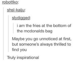 tumblr, inspirational, and sad image