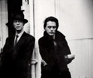 brett anderson and david bowie image