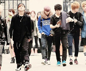 ricky, niel, and teen top image