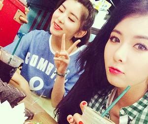 hyuna, 4minute, and sohyun image