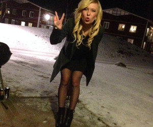 blonde, drunk, and party image