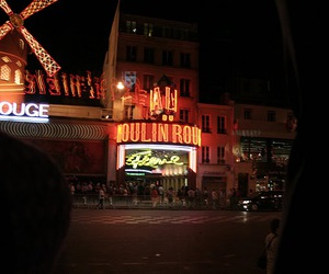 bright, moulin rouge, and lights image