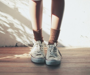fashion, legs, and style image