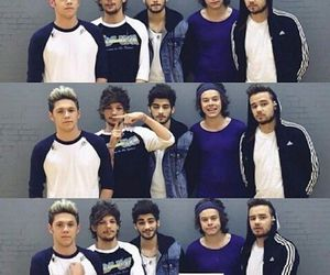 band, group, and one direction image
