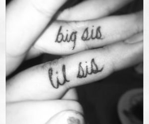 sisters and tattoo image