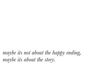 quotes, story, and happy ending image