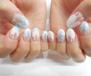 nails, kawaii, and girly image