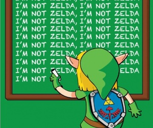 link and zelda image
