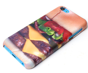accessory, burger, and case image