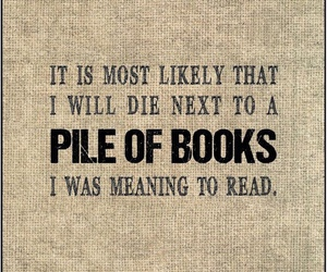 bibliophile, funny, and me image