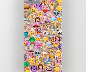 emoji, iphone, and phone image