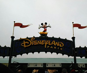 disneyland, mickey, and mouse image