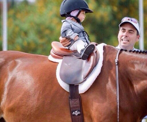 baby, cute, and horse image