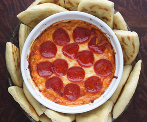 pizza, breakfast, and dinner image