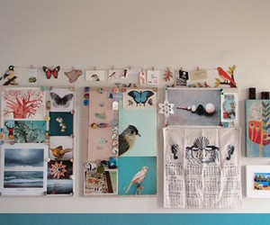 birds, decoration, and room image
