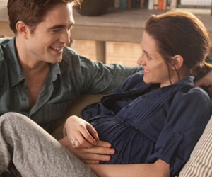breaking dawn, twilight, and robert pattinson image